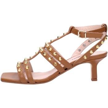 Schuhe Damen Sandalen / Sandaletten Janet&Janet 01150 Multicolore
