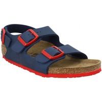 Schuhe Kinder Sandalen / Sandaletten Birkenstock 138347 Multicolor