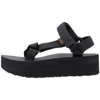 Schuhe Damen Sandalen / Sandaletten Teva  Schwarz