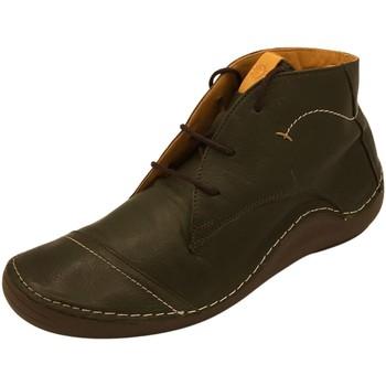 Schuhe Damen Boots Cosmos Comfort Stiefeletten 6144502-7 grün