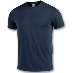 Kleidung Jungen T-Shirts Joma T-shirt  NIMES bleu marine