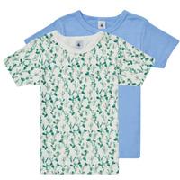 Kleidung Jungen T-Shirts Petit Bateau LOLITA Multicolor