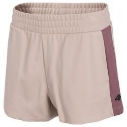 Kleidung Damen Shorts / Bermudas 4F Womens Shorts Rosa