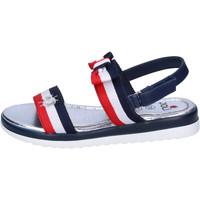 Schuhe Mädchen Sandalen / Sandaletten Joli BJ998 Blau