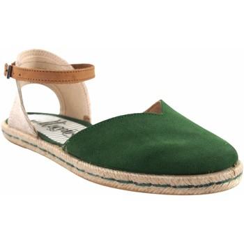 Schuhe Damen Multisportschuhe Calzamur Damenschuh  10147 grün Grün