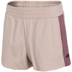 Kleidung Damen Shorts / Bermudas 4F Women's Shorts Rose