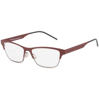 Uhren & Schmuck Damen Sonnenbrillen Italia Independent - 5300A Braun