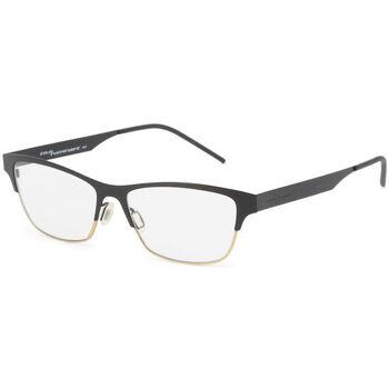 Uhren & Schmuck Damen Sonnenbrillen Italia Independent - 5300A Schwarz