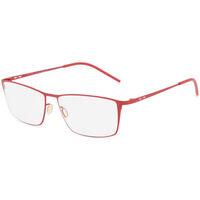 Uhren & Schmuck Herren Sonnenbrillen Italia Independent - 5207A Rot