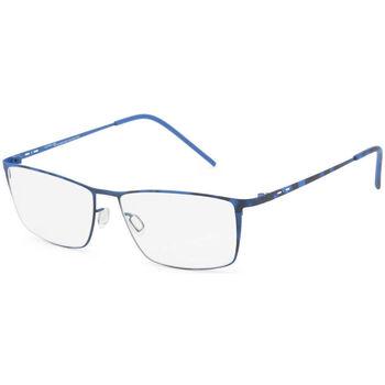 Uhren & Schmuck Herren Sonnenbrillen Italia Independent - 5201A Blau