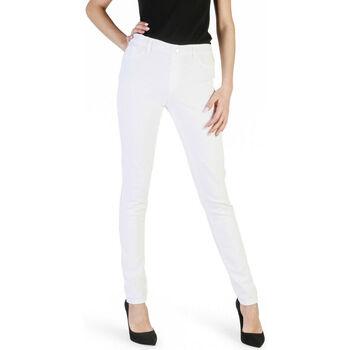 Kleidung Damen Hosen Carrera - 00767l_922ss Weiss