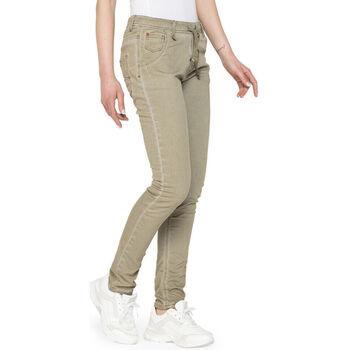Kleidung Damen Jeans Carrera - 750pl-980a Grün