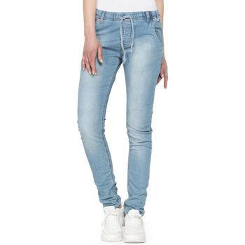 Kleidung Damen Slim Fit Jeans Carrera - 750pl-980a Blau