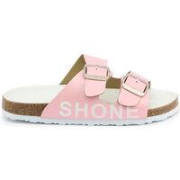 Schuhe Mädchen Pantoffel Shone - 026797 Rose