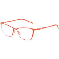 Uhren & Schmuck Damen Sonnenbrillen Italia Independent - 5202A Orange