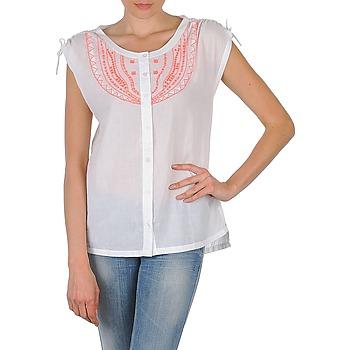 Hemden Antik Batik AYLA Weiss 350x350