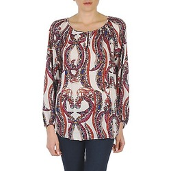Kleidung Damen Tops / Blusen Antik Batik BARRY Orange