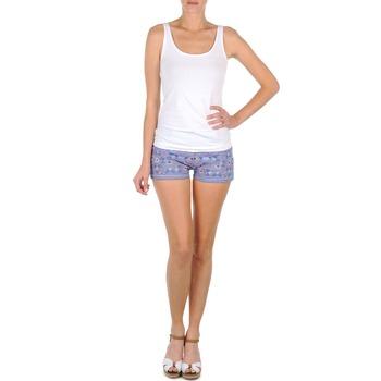 Shorts Antik Batik PARK Blau 350x350