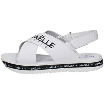 Schuhe Damen Sandalen / Sandaletten GaËlle Paris G-821B WEISS