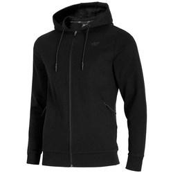 Kleidung Herren Sweatshirts 4F BLM016 Schwarz