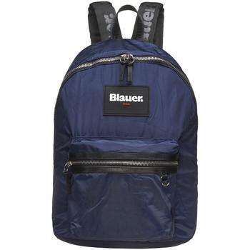 Taschen Herren Rucksäcke Blauer NVY BACKPACK Blu