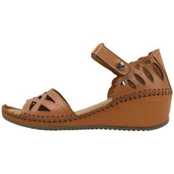 Schuhe Damen Sandalen / Sandaletten Amanda  Braun