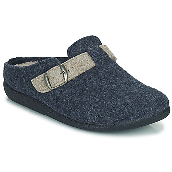 Schuhe Jungen Hausschuhe Citrouille et Compagnie PIWANA Blau