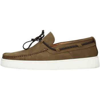 Schuhe Herren Slipper Made In Italia 503 Grün