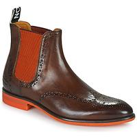 Schuhe Herren Boots Melvin & Hamilton BOBBY 8 Braun