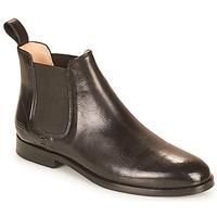 Schuhe Damen Boots Melvin & Hamilton SUSAN 10 Schwarz