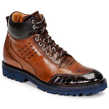 Schuhe Herren Boots Melvin & Hamilton TREVOR 28 Braun