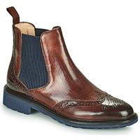 Schuhe Damen Boots Melvin & Hamilton SELINA 6 Braun