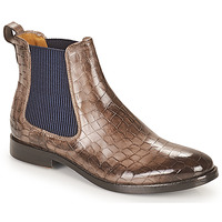 Schuhe Damen Boots Melvin & Hamilton AMELIE 12 Braun