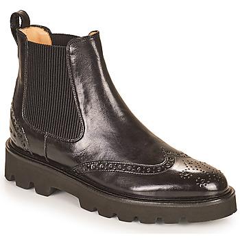 Schuhe Damen Boots Melvin & Hamilton SELINA 29 Schwarz
