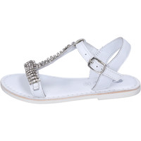 Schuhe Mädchen Sandalen / Sandaletten Joli BH01 Weiß