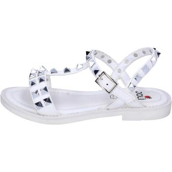 Schuhe Mädchen Sandalen / Sandaletten Joli BH02 Weiß