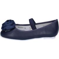 Schuhe Mädchen Ballerinas Joli BH03 Blau