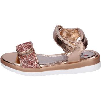 Schuhe Mädchen Sandalen / Sandaletten Joli BH05 Pink