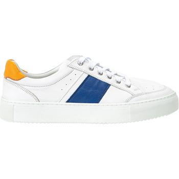 Schuhe Herren Sneaker Low Inuovo Sneaker Weiß/Blau
