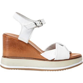 Schuhe Damen Sandalen / Sandaletten Inuovo Sandalen Weiß