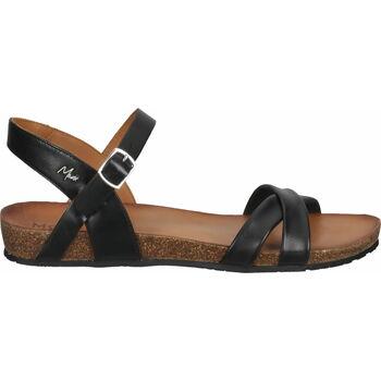 Schuhe Damen Sandalen / Sandaletten Mexx Sandalen Schwarz