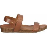 Schuhe Damen Sandalen / Sandaletten Mexx Sandalen Cognac