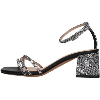 Schuhe Damen Sandalen / Sandaletten Albano 8077 WEISS