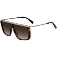 Uhren & Schmuck Damen Sonnenbrillen Givenchy  Braun