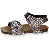 Schuhe Mädchen Sandalen / Sandaletten Evoca EJ306A MEHRFARBIG
