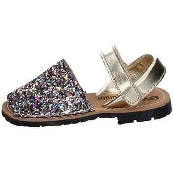 Schuhe Mädchen Sandalen / Sandaletten Evoca TIA MEHRFARBIG