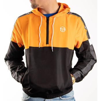 Kleidung Herren Trainingsjacken Armani Sport track Orange
