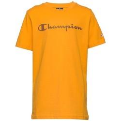 Kleidung Jungen T-Shirts Champion  Multicolor