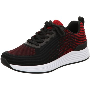 Schuhe Herren Sneaker Low Ara Schnuerschuhe Chicaco 11-13601-05 schwarz
