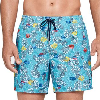 Kleidung Herren Badeanzug /Badeshorts Impetus 1951J45 K41 Blau